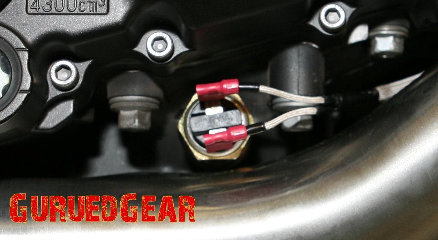 Guruedgear Llc Oil Pressure Sensor Upgrade Sbd Motorsport Suzuki Hayabusa Management Systems Wiring Harnesses Kit