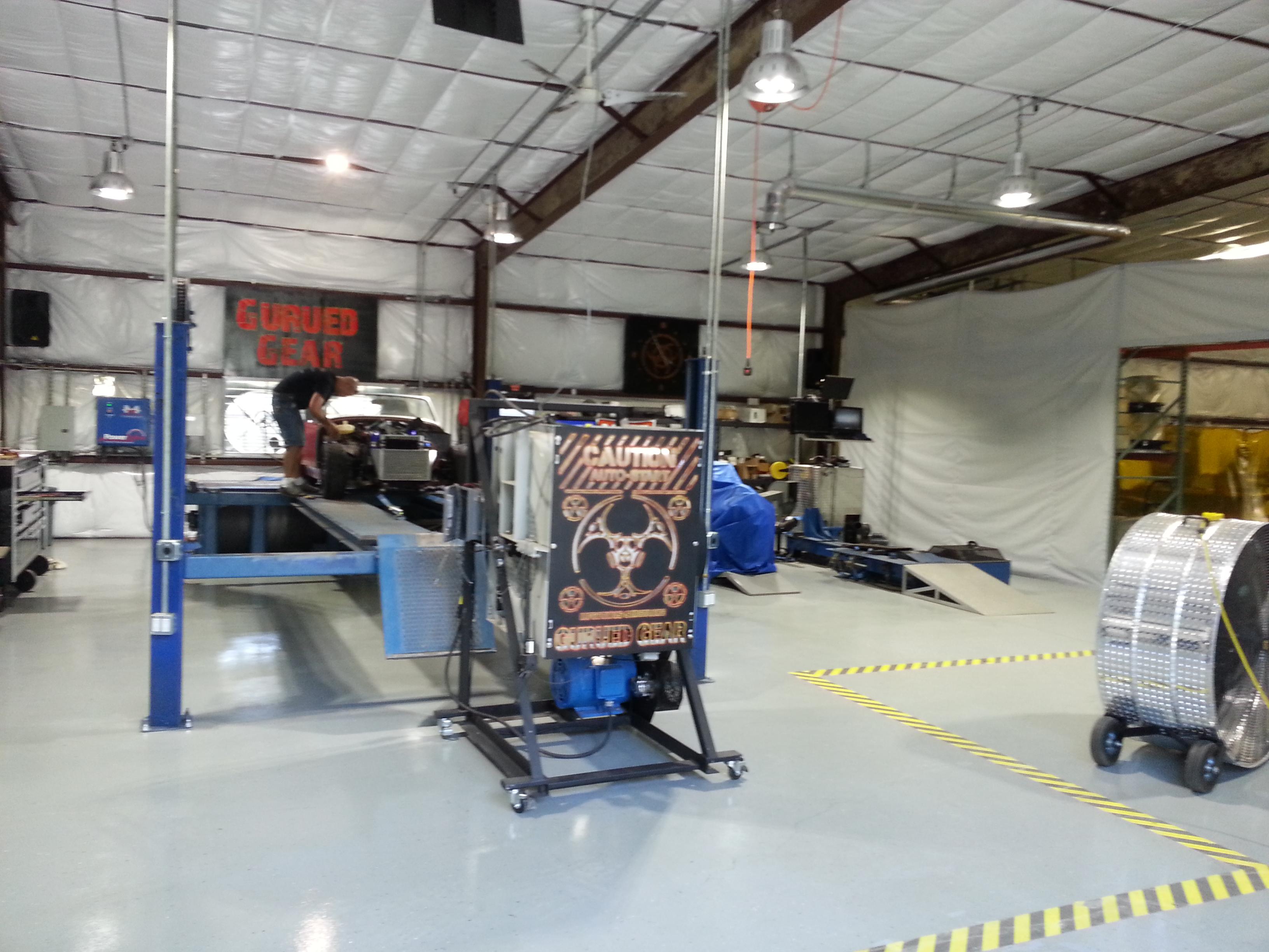 Gurued Gear LLC - Dyno and Performance Tuning Center